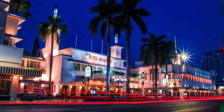 Background image of Surabaya