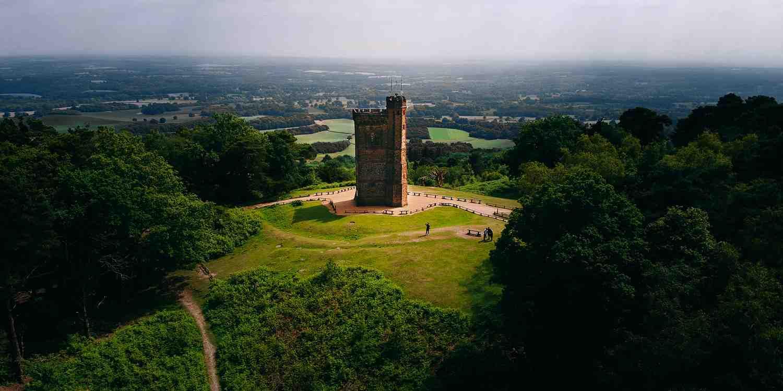 Background image of Surrey