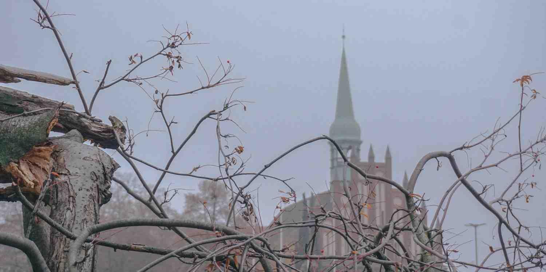 Background image of Szczecin