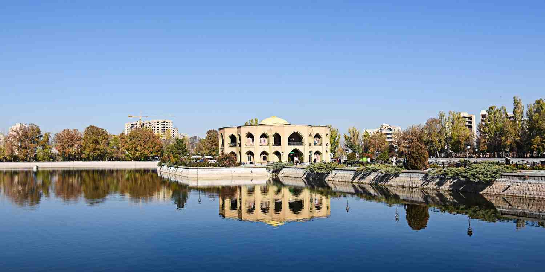 Background image of Tabriz