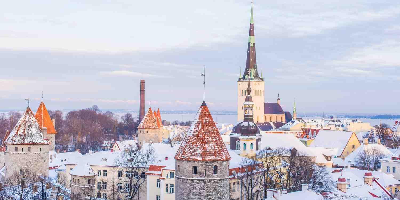 Background image of Tallinn