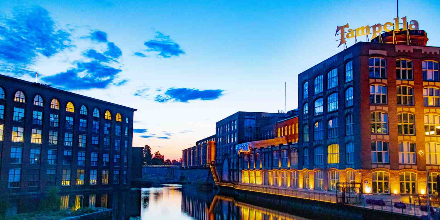 Background image of Tampere
