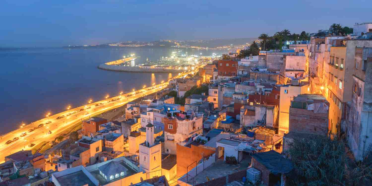 Background image of Tangier