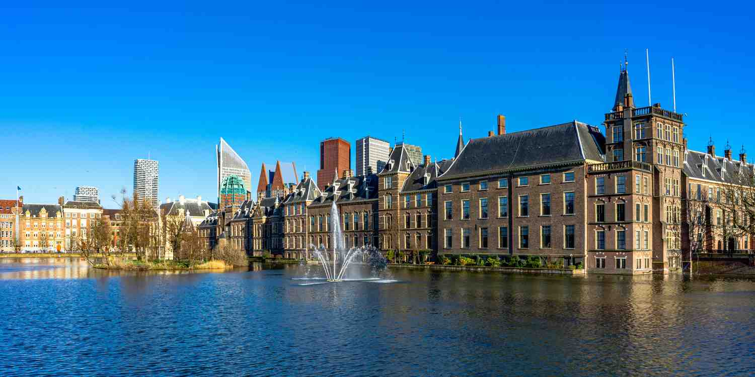 Background image of The Hague