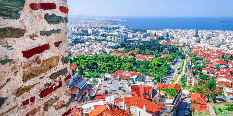Background image of Thessaloniki