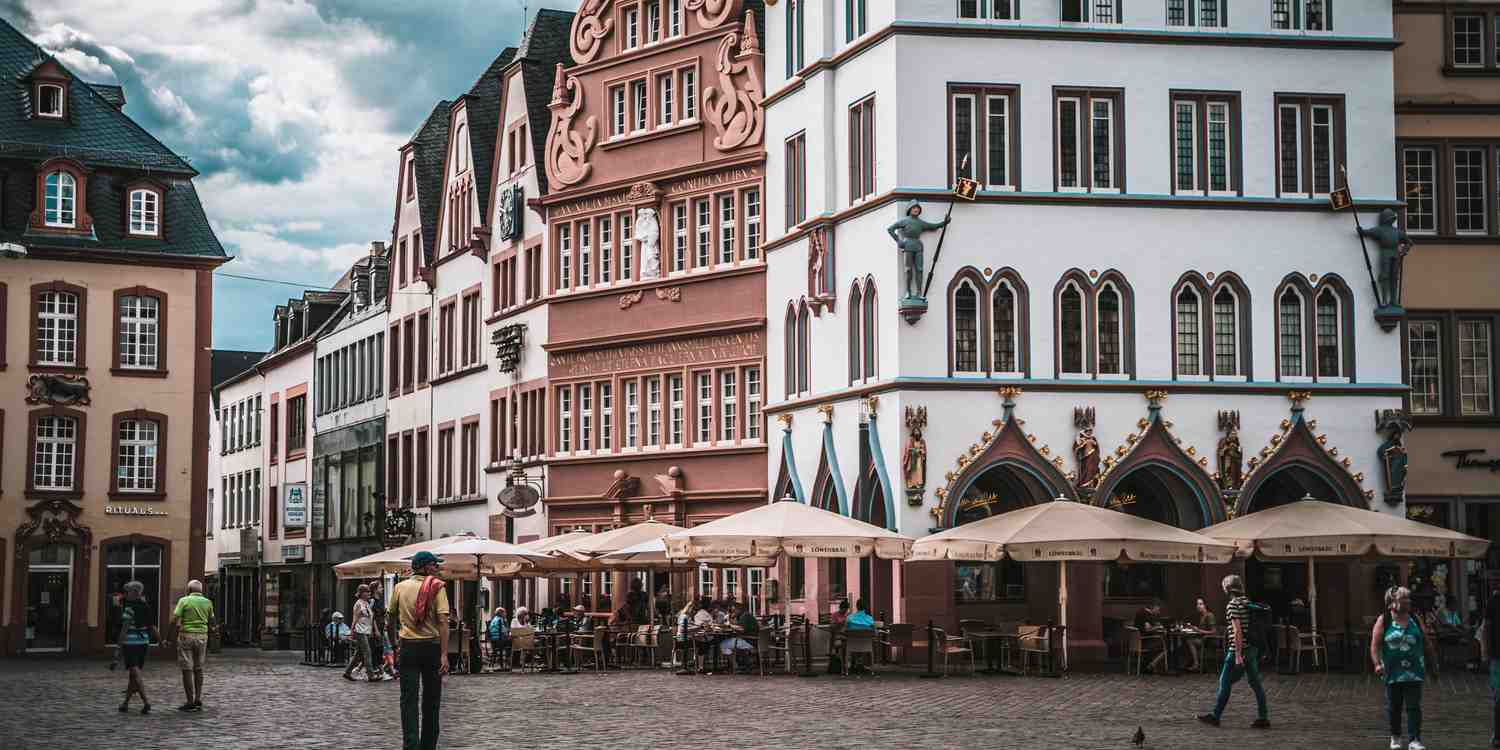 Background image of Trier
