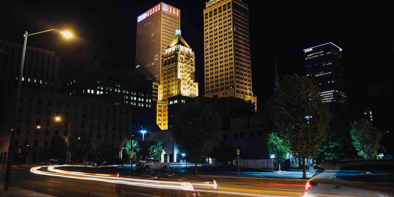Background image of Tulsa