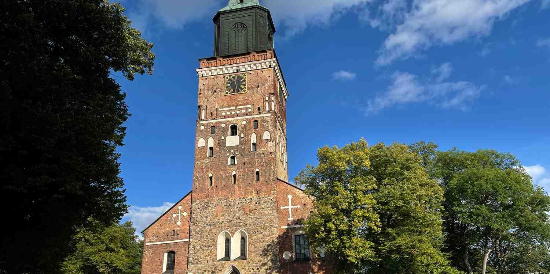 Background image of Turku