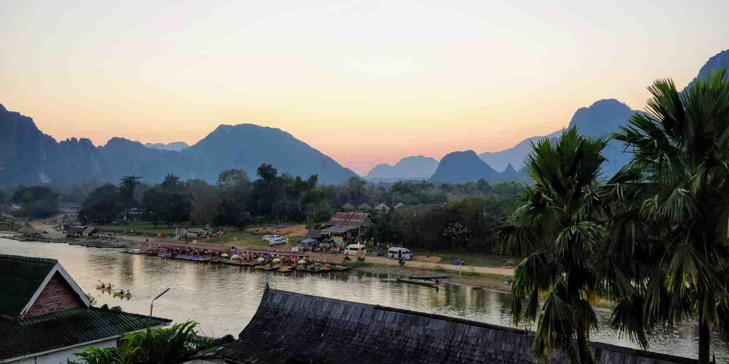 Background image of Vang Vieng