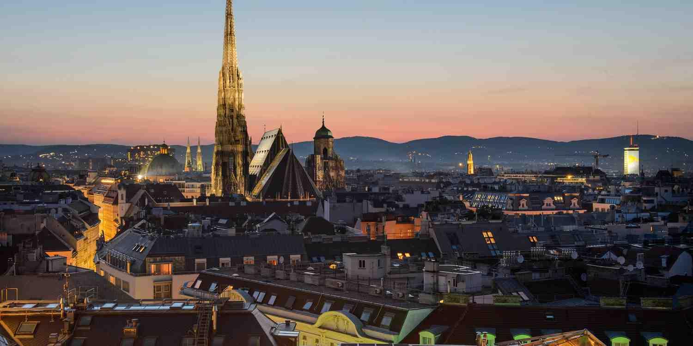 Background image of Vienna