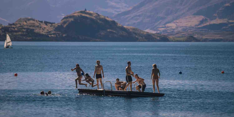 Background image of Wanaka