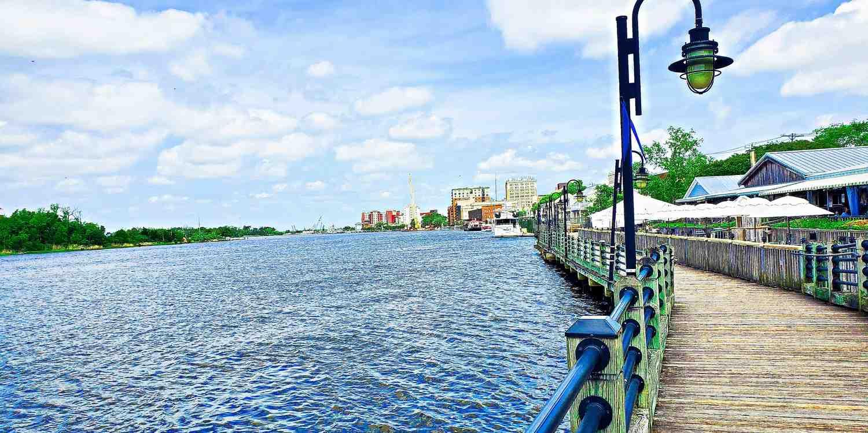 Background image of Wilmington