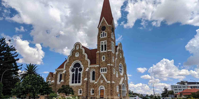 Background image of Windhoek