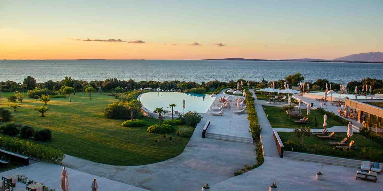Background image of Zadar