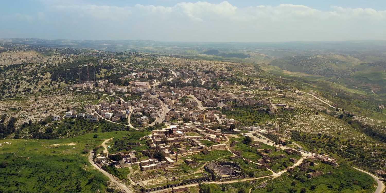 Background image of Amman