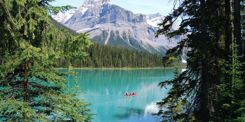 Background image of Banff