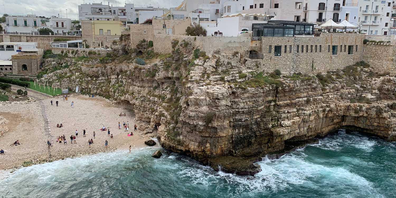 Background image of Bari