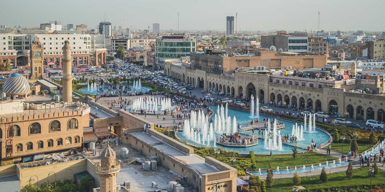 Background image of Erbil