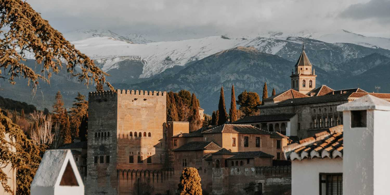Background image of Granada