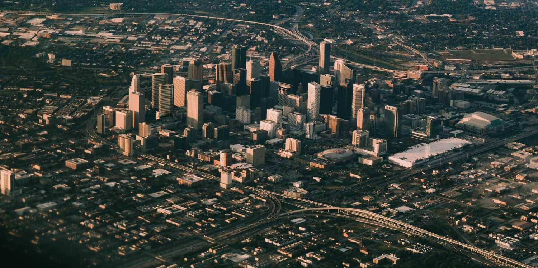 Background image of Houston