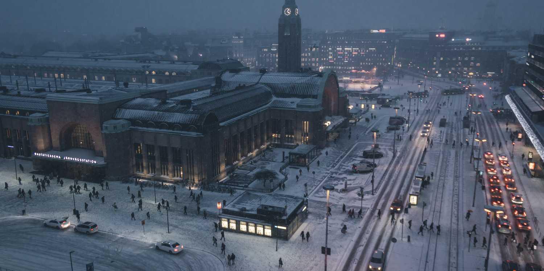 Background image of Jyvaskyla