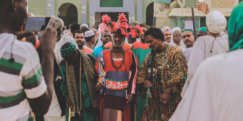 Background image of Khartoum