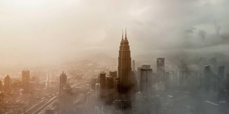 Background image of Kuala Lumpur