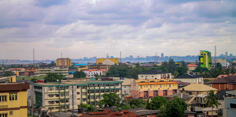 Background image of Lagos