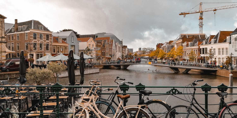 Background image of Leiden