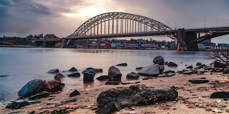 Background image of Nijmegen