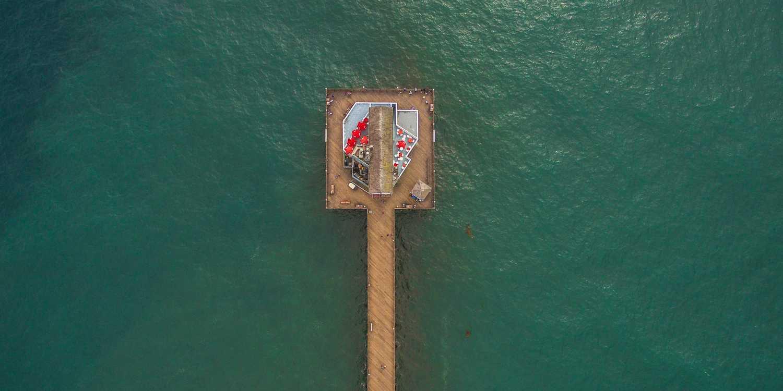 Background image of Oceanside