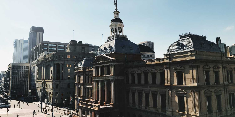 Background image of Pretoria