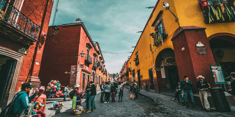 Background image of Santa Fe