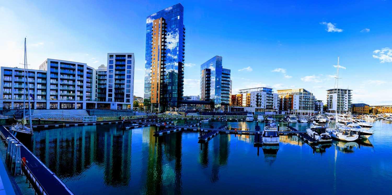 Background image of Southampton