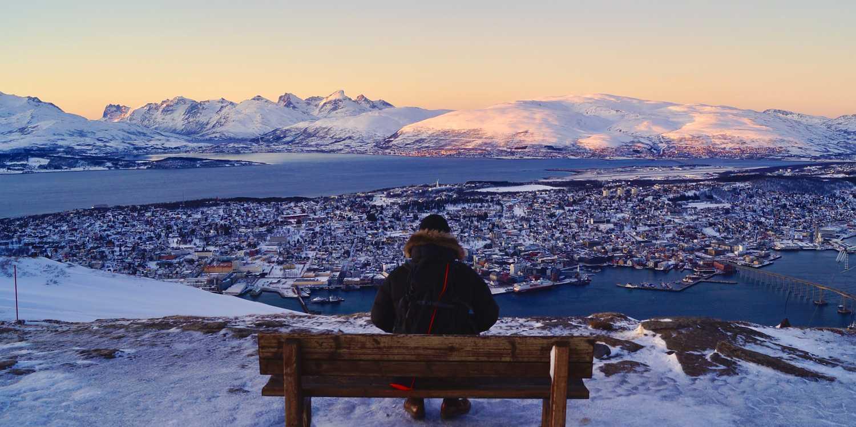 Background image of Tromso