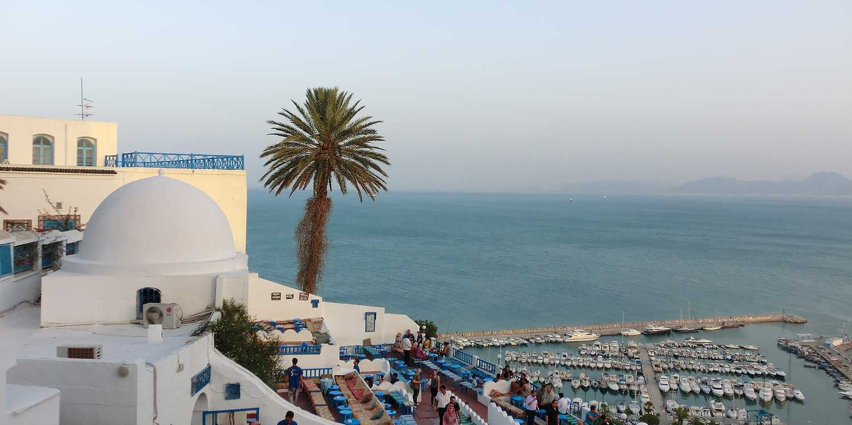 Background image of Tunis